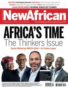New African - October 2015