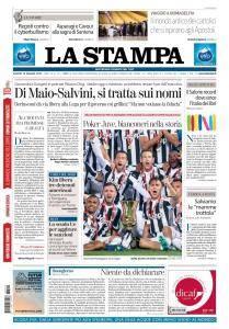 La Stampa Torino Provincia e Canavese - 10 Maggio 2018