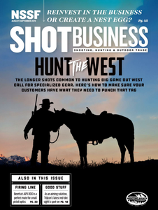 Shot Business - August/September 2019