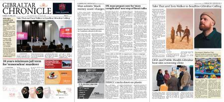 Gibraltar Chronicle – 16 April 2019