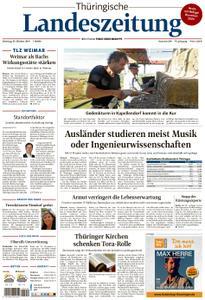 Thüringische Landeszeitung – 15. Oktober 2019