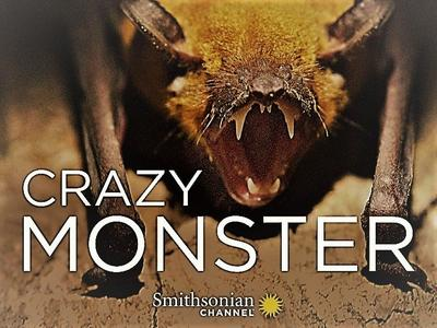 Smithsonian Ch. - Crazy Monster: Series 1 (2015)