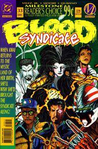 Blood Syndicate 33