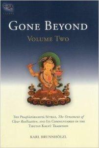 Gone Beyond: Volume 2: The Prajnaparamita Sutras (Repost)