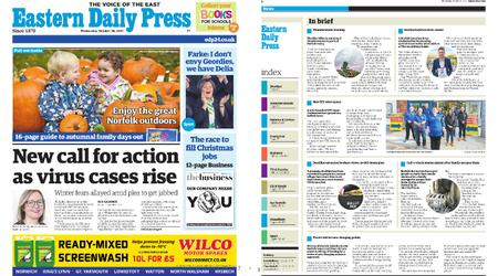 Eastern Daily Press – October 20, 2021