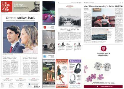 The Globe and Mail – June 01, 2018