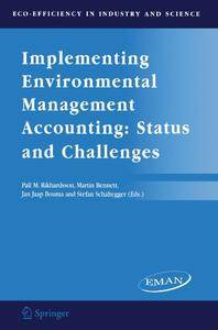 Implementing Environmental Management Accounting [Repost]