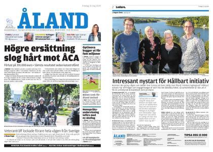 Ålandstidningen – 31 maj 2019