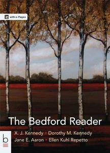 The Bedford Reader (12th edition) (Repost)