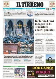 Il Tirreno Livorno - 17 Aprile 2019