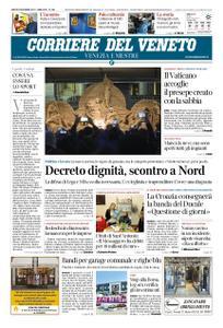 Corriere del Veneto Venezia e Mestre – 08 dicembre 2018