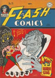 """one more scan - """"Flash Comics 75 (DC) (Sep 1946) (c2c) (A S S  cbz"""