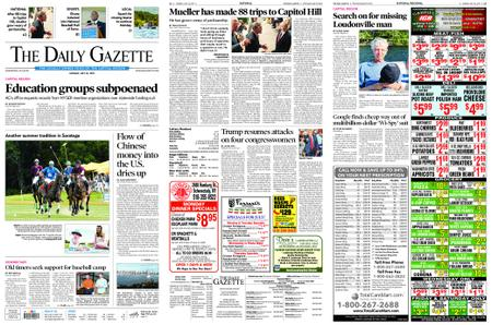 The Daily Gazette – July 22, 2019