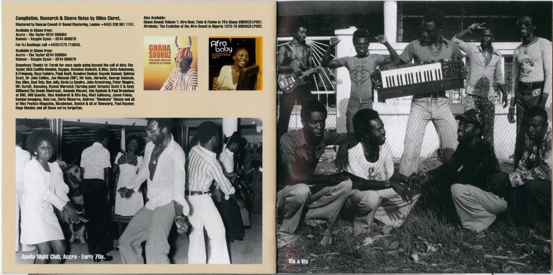 Various Artists - Ghana Soundz 2: Afro Beat, Funk And Fusion