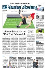 Schweriner Volkszeitung Zeitung für die Landeshauptstadt - 23. Juli 2019