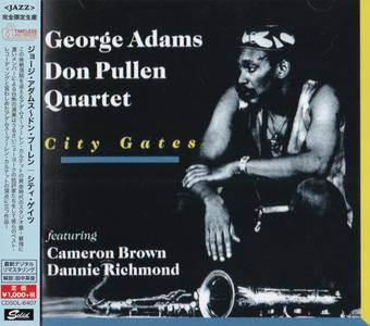 George Adams / Don Pullen Quartet - City Gates (1983) {2015 Japan Timeless Jazz Master Collection Complete Series}