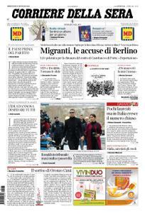 Corriere della Sera – 23 gennaio 2019
