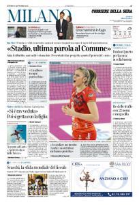 Corriere della Sera Milano – 27 settembre 2019
