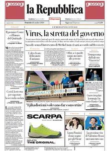 la Repubblica - 11 Ottobre 2020