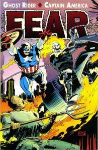 Ghost Rider  Captain America - Fear