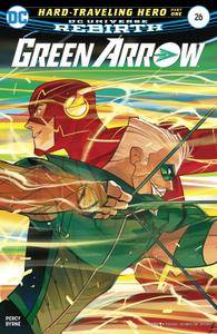 Green Arrow 026 2017 2 covers Digital Zone-Empire