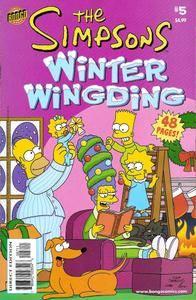 Simpsons Winter Wingding 05 2010