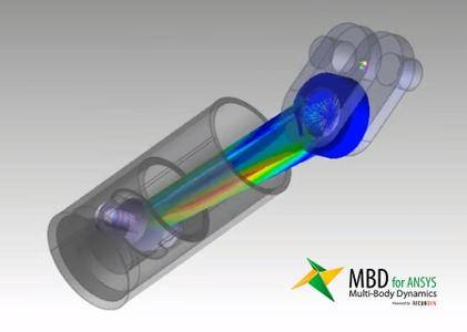 FunctionBay Multi-Body Dynamics for ANSYS 19.1