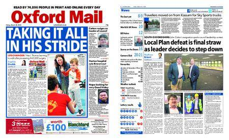 Oxford Mail – March 30, 2018