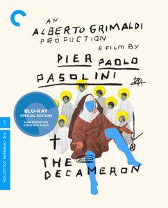 The Decameron (1971) Il Decameron (The Criterion Collection)