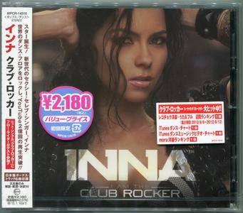 Inna - I Am The Club Rocker (2012) {Japanese Limited Edition}