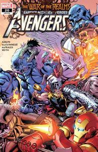 Avengers 020 2019 Digital Zone