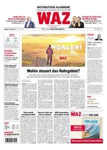 WAZ Westdeutsche Allgemeine Zeitung Oberhausen-Sterkrade - 09. Januar 2018