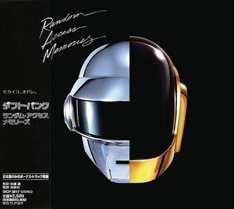 Daft Punk - Random Access Memories (Japanese Edition) (2013)