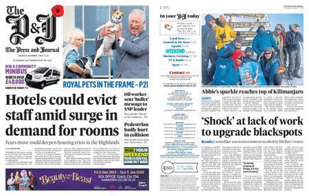 The Press and Journal Moray – November 07, 2019