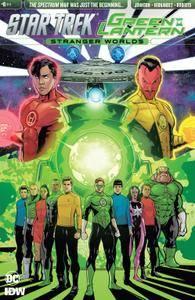 Star Trek Green Lantern 0062017 Digital