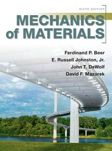 Mechanics of Materials 6th Edition