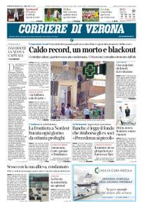 Corriere di Verona – 28 giugno 2019