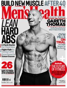 Men's Health UK - December 2019