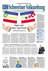 Schweriner Volkszeitung Hagenower Kreisblatt - 12. Juni 2020