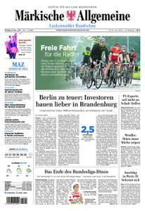 Märkische Allgemeine Luckenwalder Rundschau - 14. Mai 2018