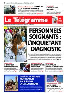 Le Télégramme Guingamp – 12 juin 2020