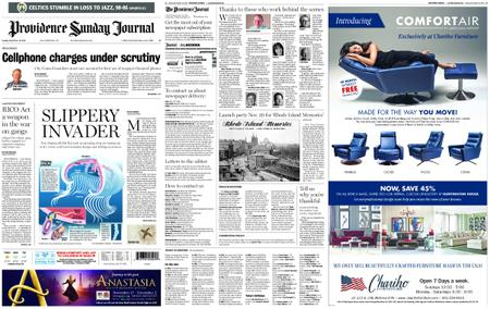 The Providence Journal – November 18, 2018