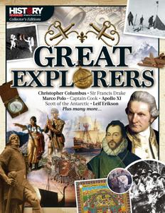 Great Explorers – February 2020