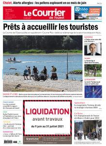 Le Courrier de l'Ouest Cholet – 18 juin 2021