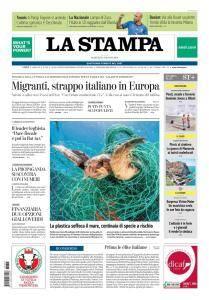 La Stampa Torino Provincia e Canavese - 5 Giugno 2018