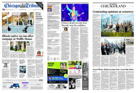 Chicago Tribune – April 23, 2018
