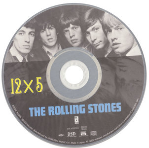The Rolling Stones: The Japanese SHM-CD Reissues (2008/2010)