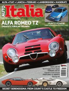 AutoItalia – February 2019