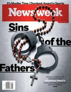 Newsweek USA - December 08, 2017