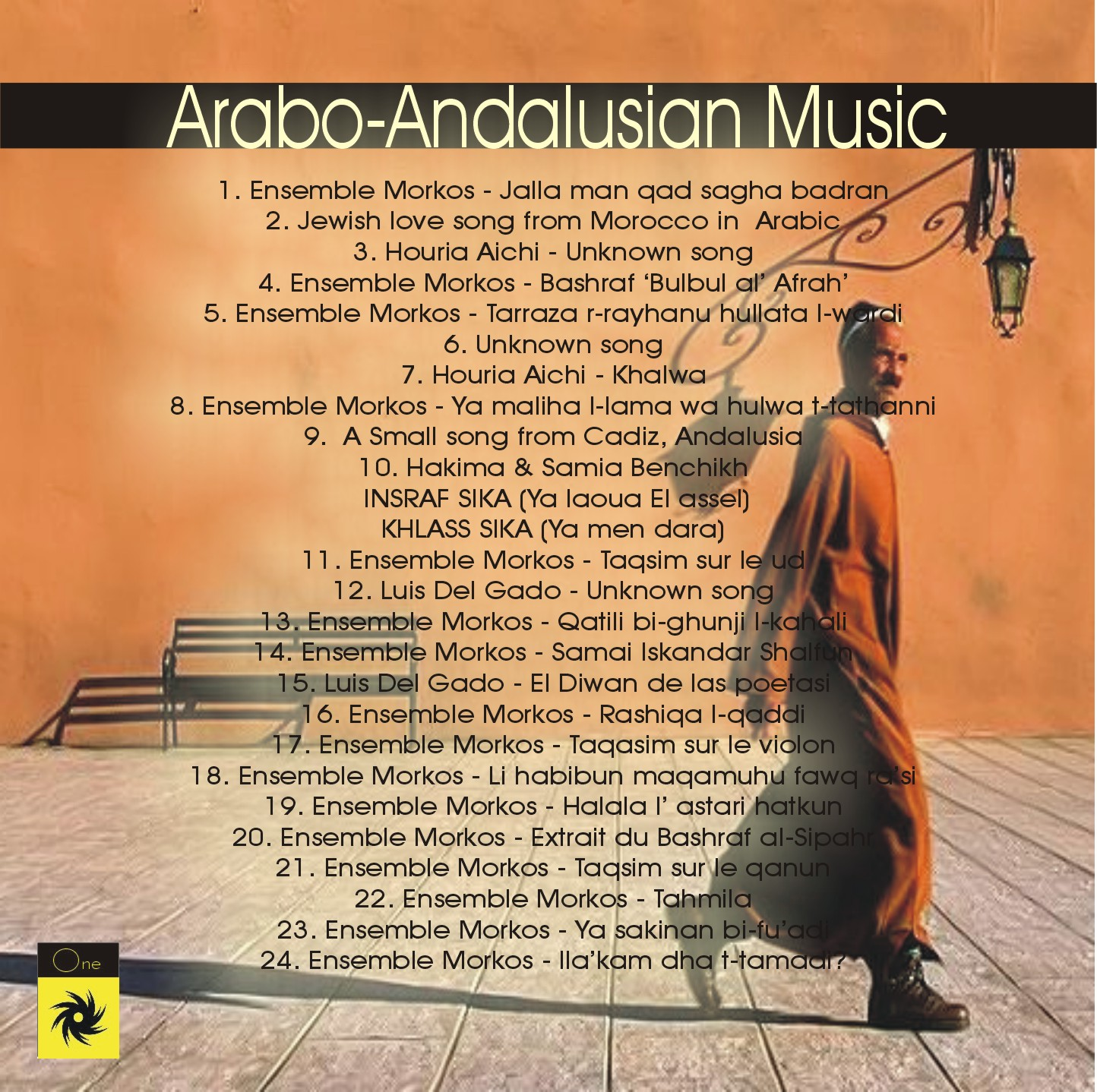 ARABO ANDALUSIAN MUSIC - various artists